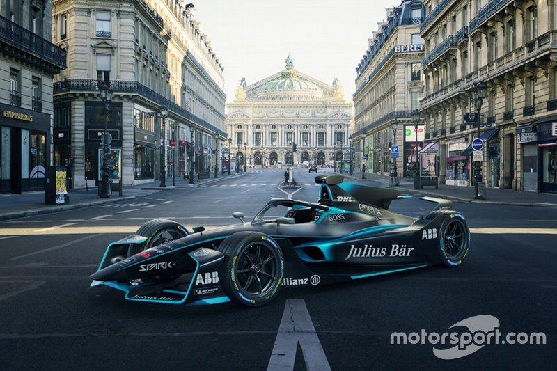 Лучшие новости о старте Формулы Е