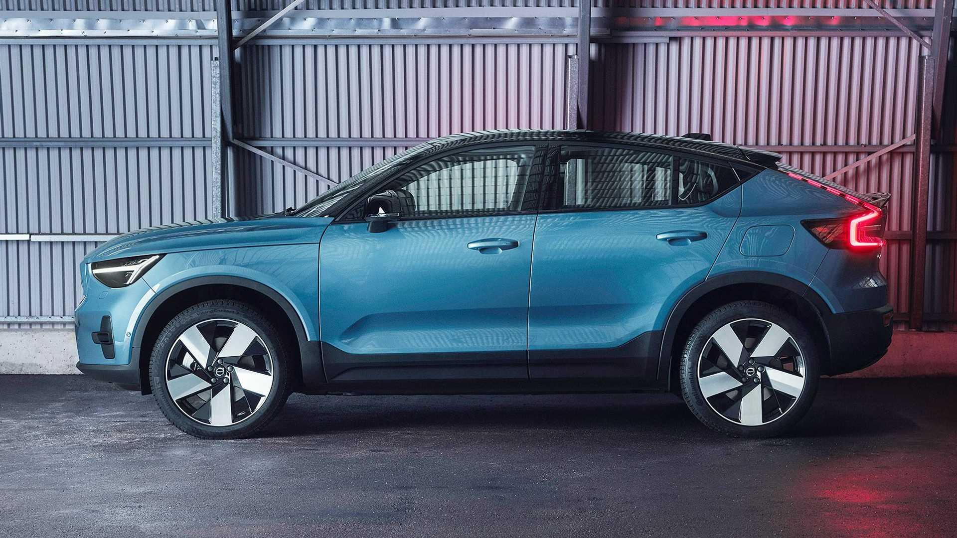 Лучшие новости о первом электрокаре Volvo