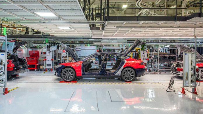 Лучшие новости о временной остановке работы завода Tesla