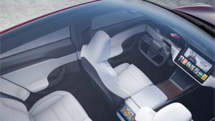Лучшие новости о возвращении семиместной версии Tesla Model S