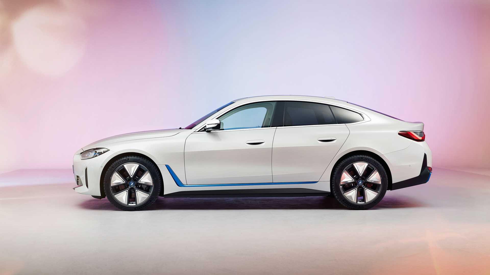 Лучшие новости о конкуренте Tesla Model 3 BMW i4