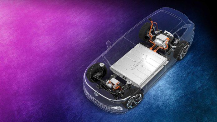 Лучшие новости о дне батарей Volkswagen