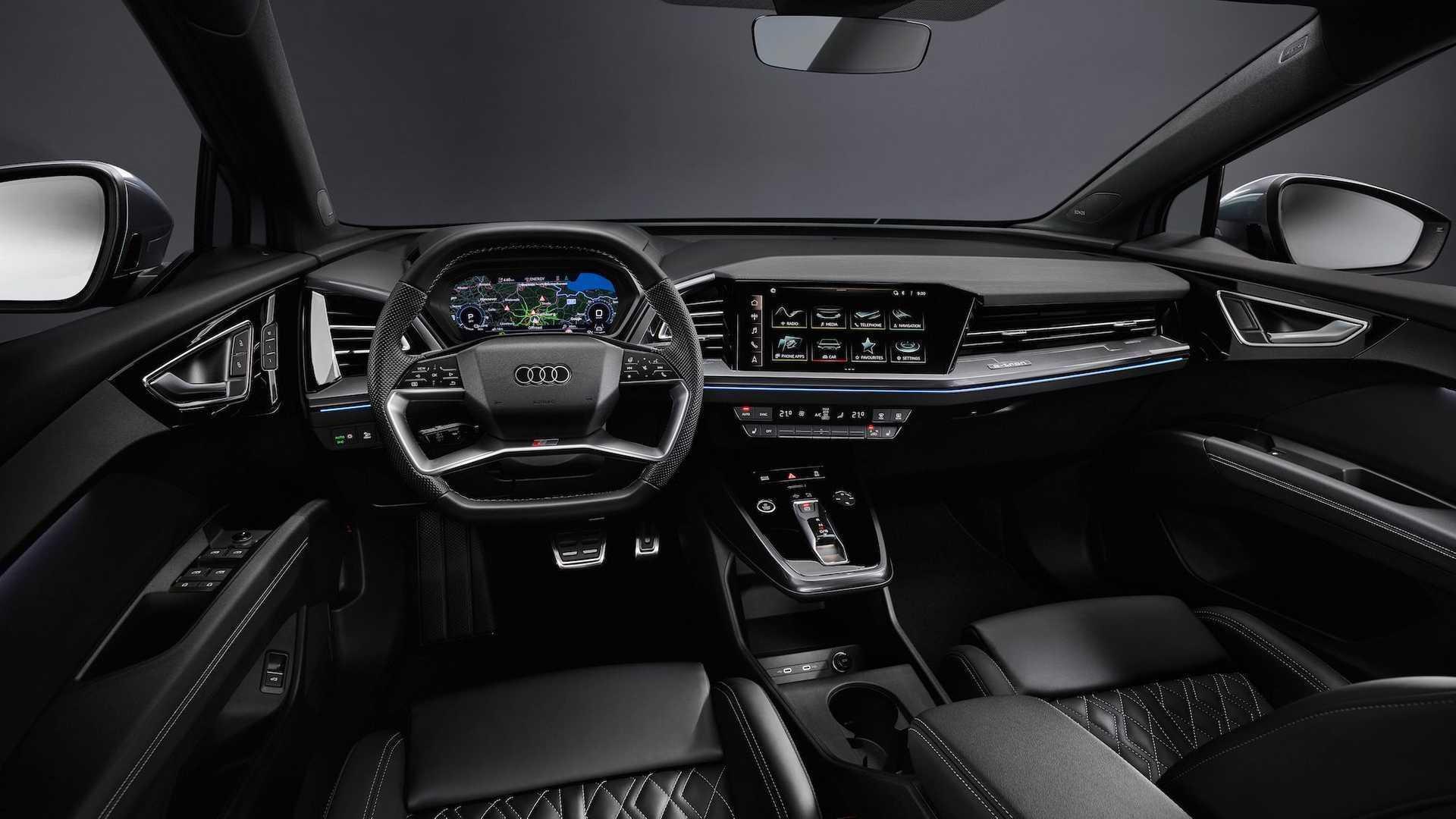 Лучшие новости: серийное производство электромобилей Audi
