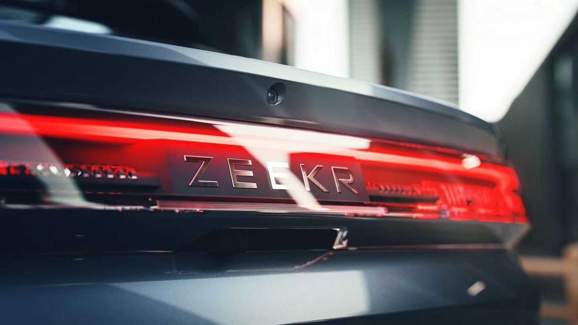 Лучшие новости о первом электромобиле Zeekr
