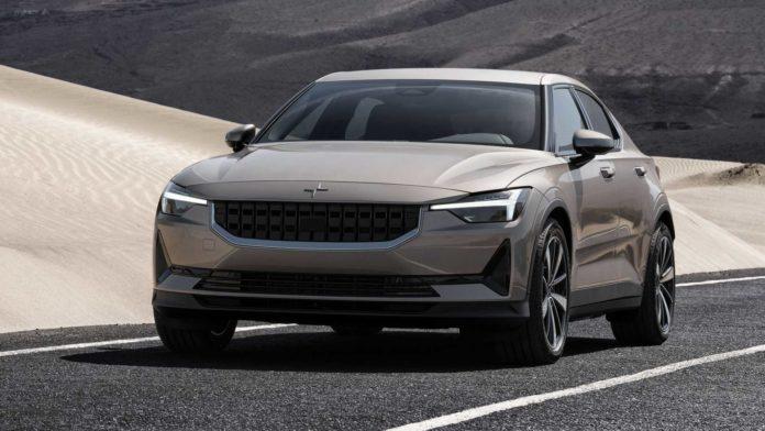 Лучшие новости о модернизации электромобиля Polestar 2