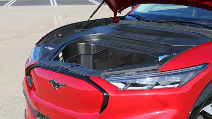 Лучшие новости о дефектах Ford Mach-E