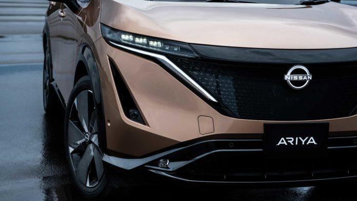 Лучшие новости о новом электрокроссовере Nissan