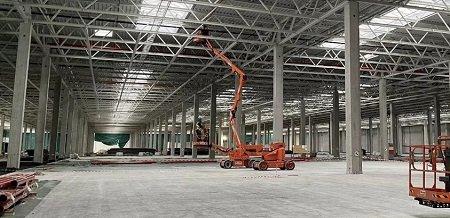 Лучшие новости о проблемах строительства берлинской фабрики Tesla