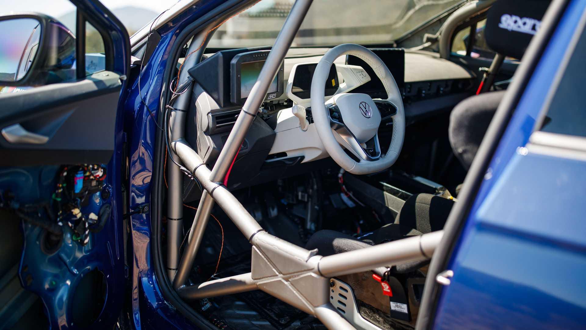 Лучшие новости о кроссовере Volkswagen ID.4 на гонке NORRA Mexican 1000