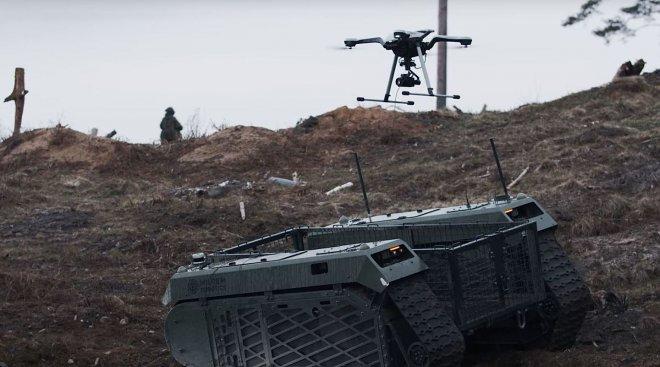 Лучшие новости о боевых учениях Эстонской армии