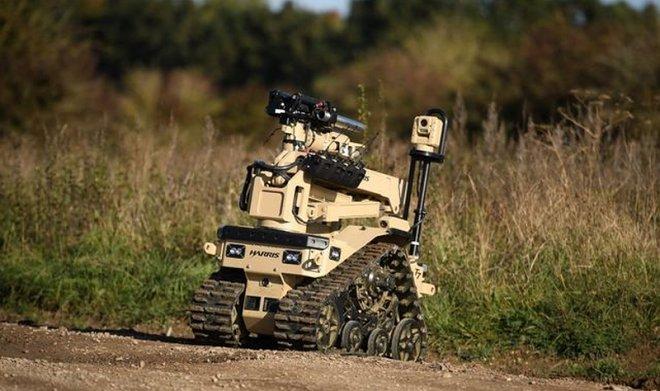 Лучшие новости об оснащении боевых роботов армии США
