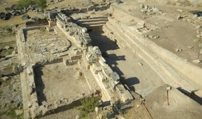 Лучшие новости о фригийском храме для жертвоприношений