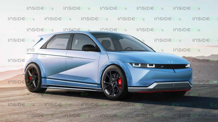 Лучшие новости о спортивном электромобиле Hyundai