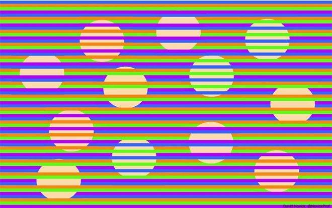 Лучшие новости об эффекте «иллюзии Манкера-Уайта»