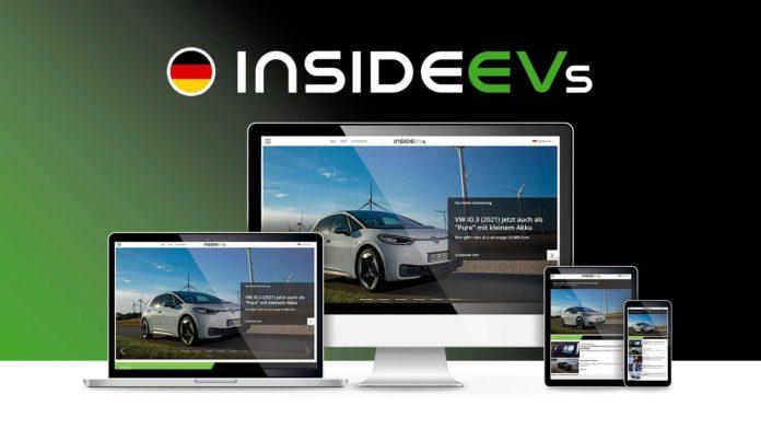 Лучшие новости о запуске немецкого издания InsideEVs