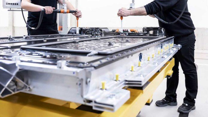 Лучшие новости о производстве батарей для флагманского электроседана