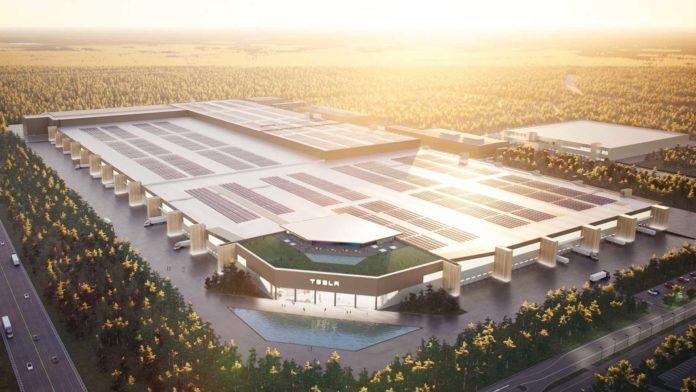 Лучшие новости о берлинском заводе Tesla