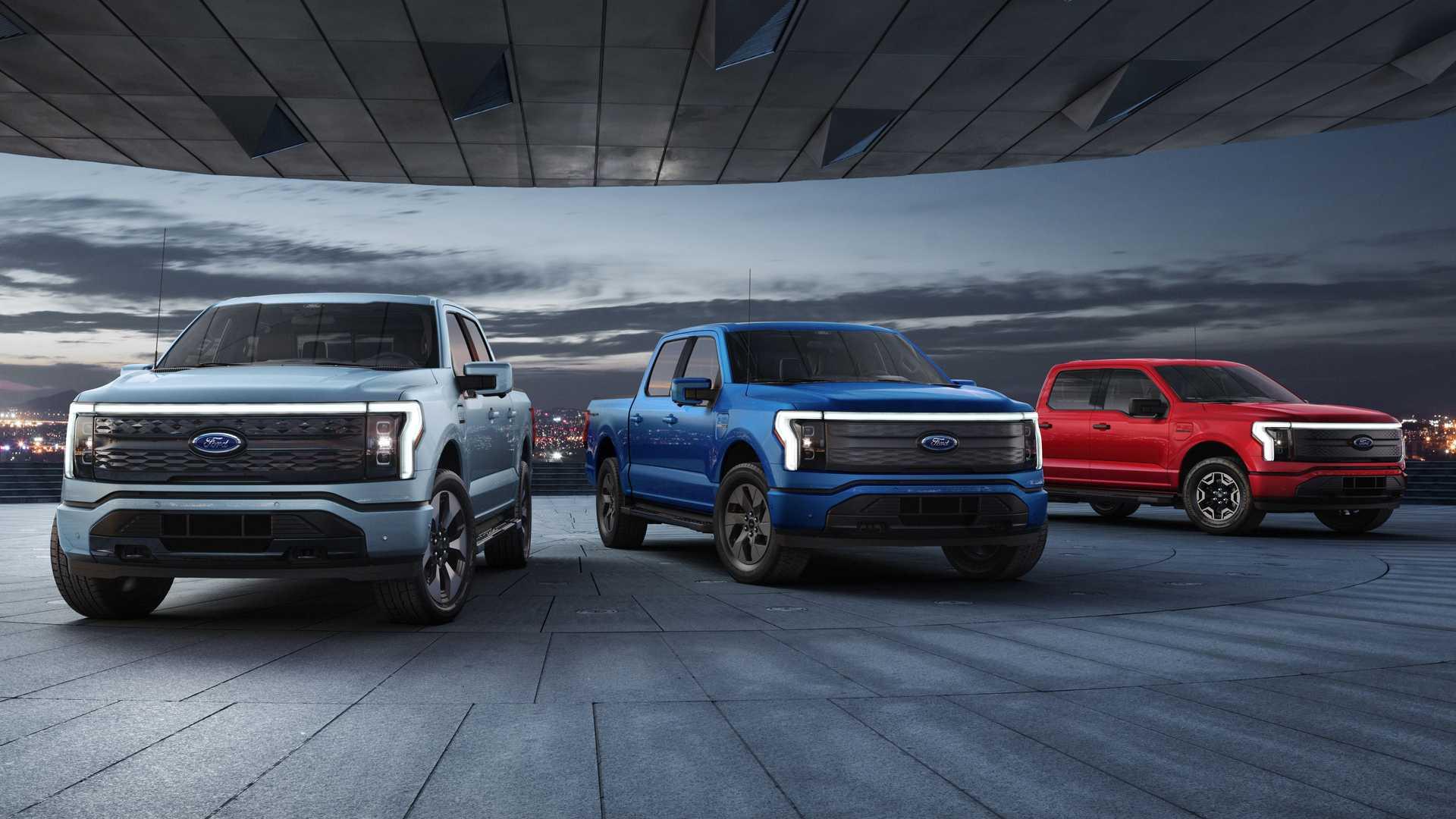 Лучшие новости о новом электропикапе Ford