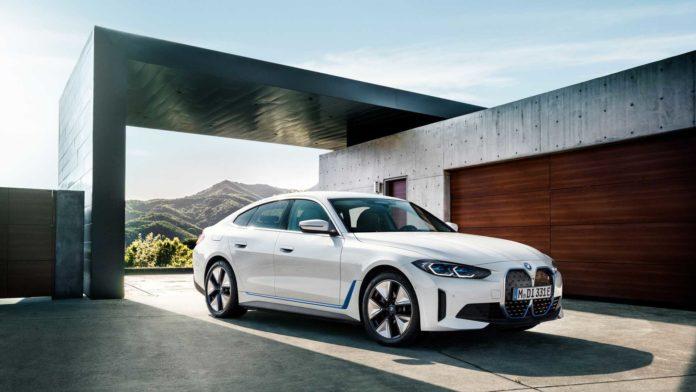 Лучшие новости о характеристиках нового BMW i4