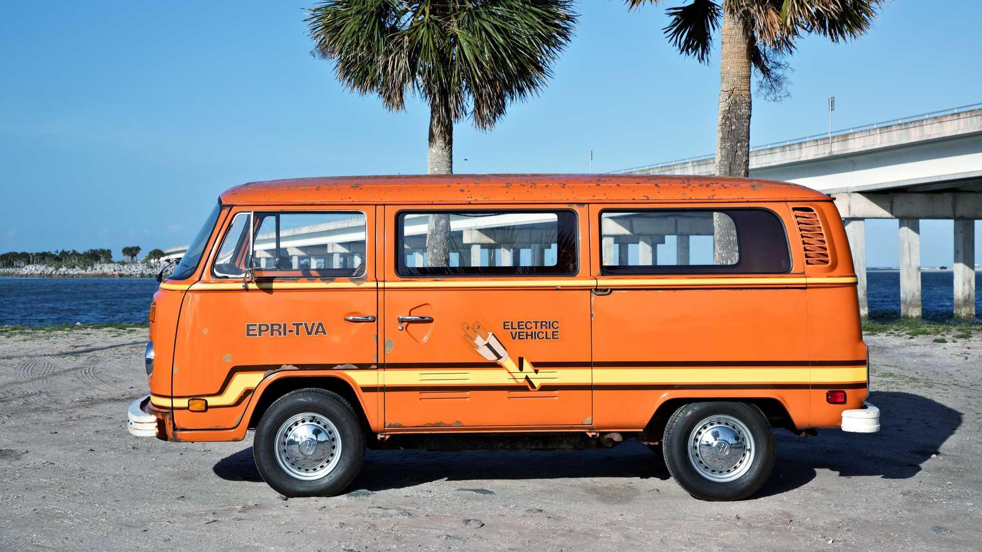 Лучшие новости об электромобиле Volkswagen из 1970-х