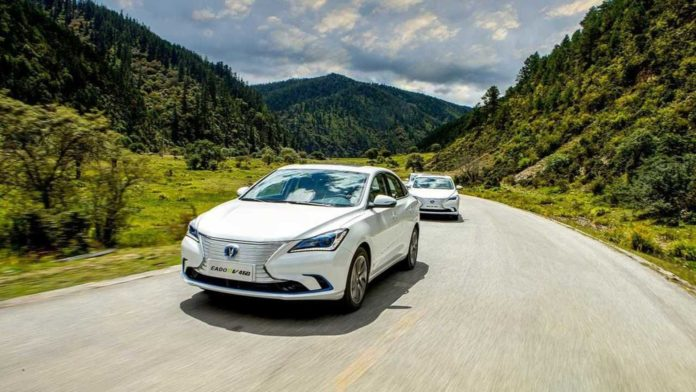 Лучшие новости о новом китайском электромобиле