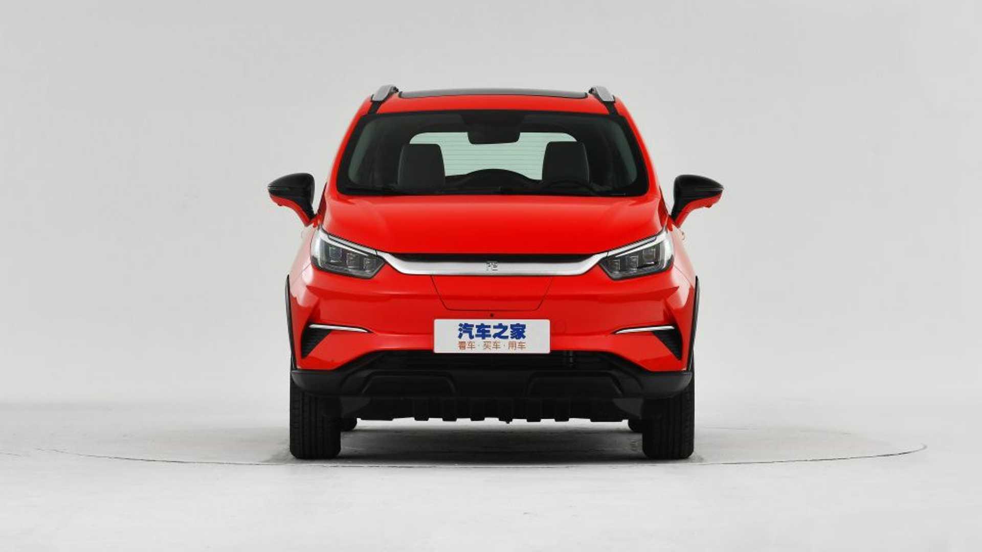 Лучшие новости об обновленном электрокроссовере Ford EcoSport