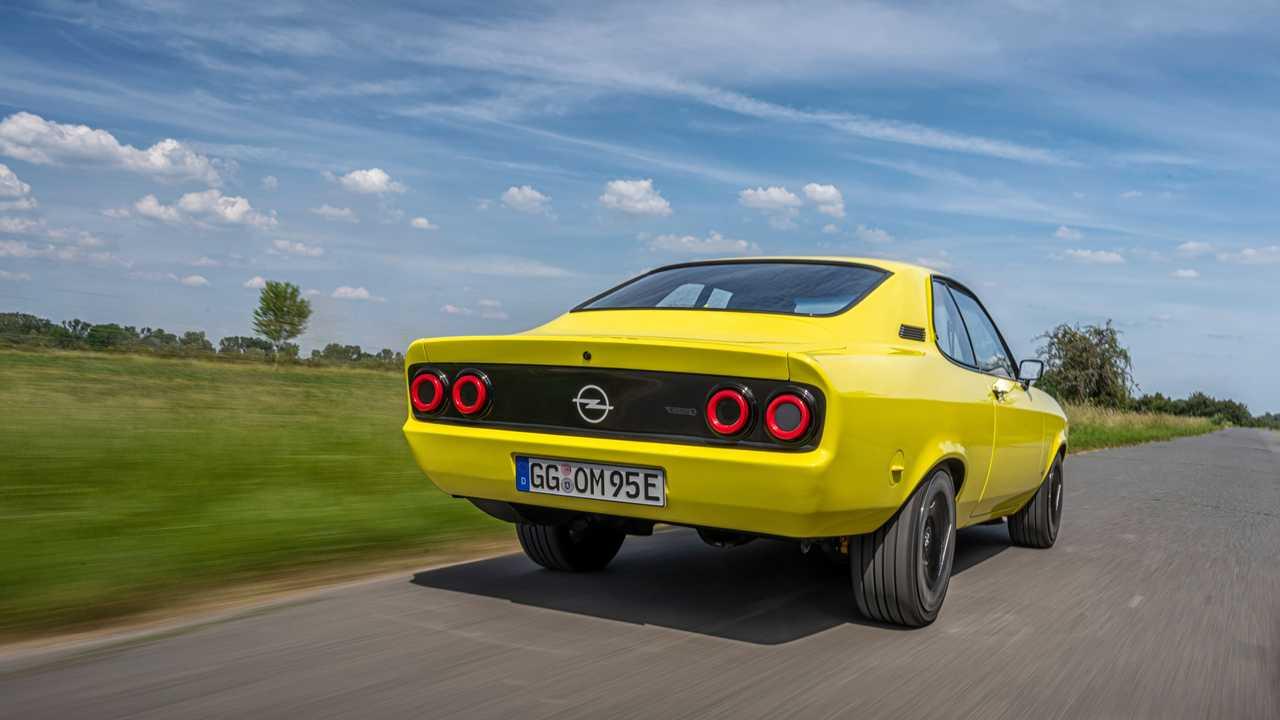 Opel Manta GSe ElektroMOD (2021) im Test