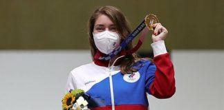 Первое золото российских спортсменов на Олимпиаде в Токио. И первый олимпийский рекорд