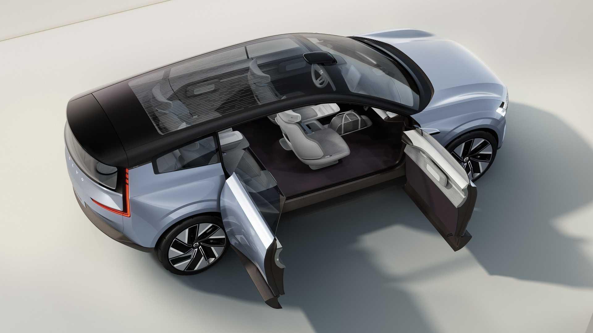 Лучшие новости о будущих моделях Volvo