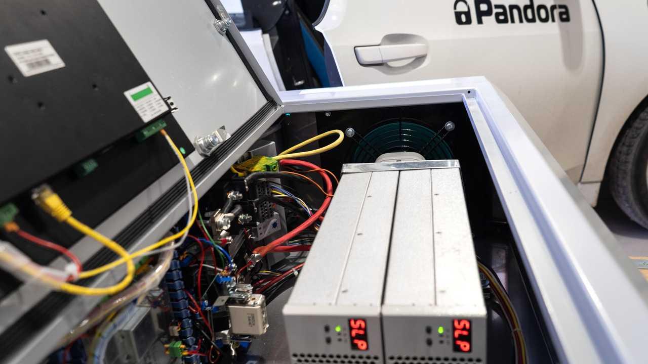 Сигнализация Pandora UX-4G