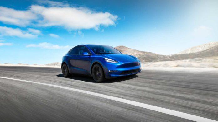 Лучшие новости о Tesla Model Y