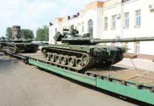 Омсктрансмаш отправил в войска первую партию Т-80БВМ